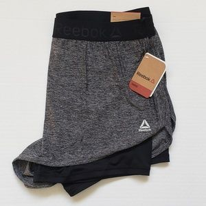Reebok Training Cardio/Athletic Short